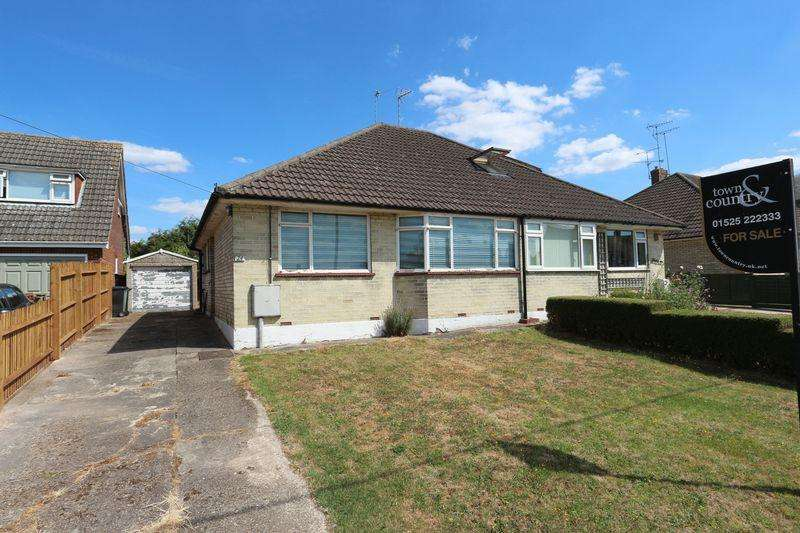 2 Bedrooms Bungalow for sale in Totternhoe Road, Eaton Bray