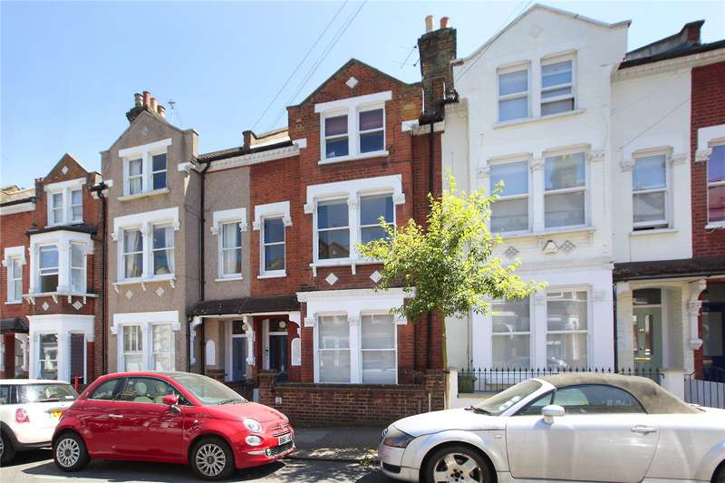 2 Bedrooms Flat for sale in Comyn Road, London, SW11