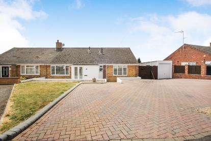 4 Bedrooms Bungalow for sale in Monton Close, Luton, Bedfordshire