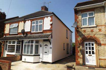3 Bedrooms Semi Detached House for sale in Priory Road, Peterborough, Cambridgeshire