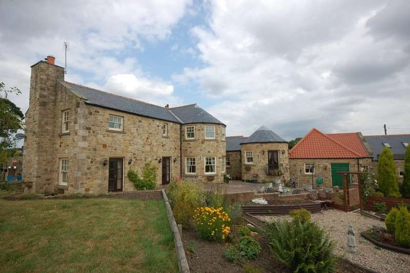 3 Bedrooms Detached House for sale in Bolton Farm, Alum Waters