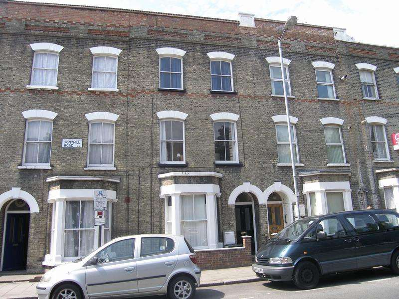 3 Bedrooms House for sale in Fonthill Road, London N4