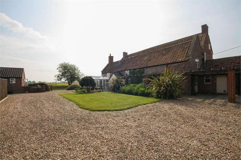 5 Bedrooms Country House Character Property for sale in Vole Road, MARK, Somerset