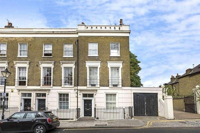 1 Bedroom House for sale in Cruikshank Street, London, WC1X