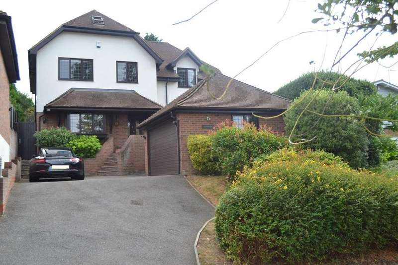 6 Bedrooms Detached House for sale in Lee Chapel Lane, Langdon Hills, Basildon, Essex, SS16