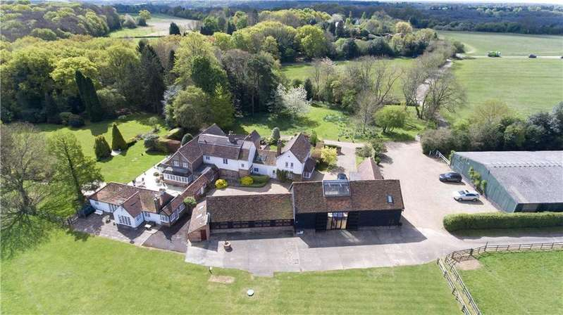 5 Bedrooms Detached House for sale in Maidensgrove, Henley-On-Thames, Oxfordshire, RG9