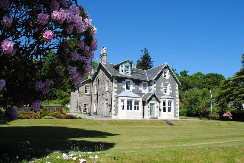 8 Bedrooms Detached House for sale in Tarbert Road, Ardrishaig, Lochgilphead, Argyll and Bute