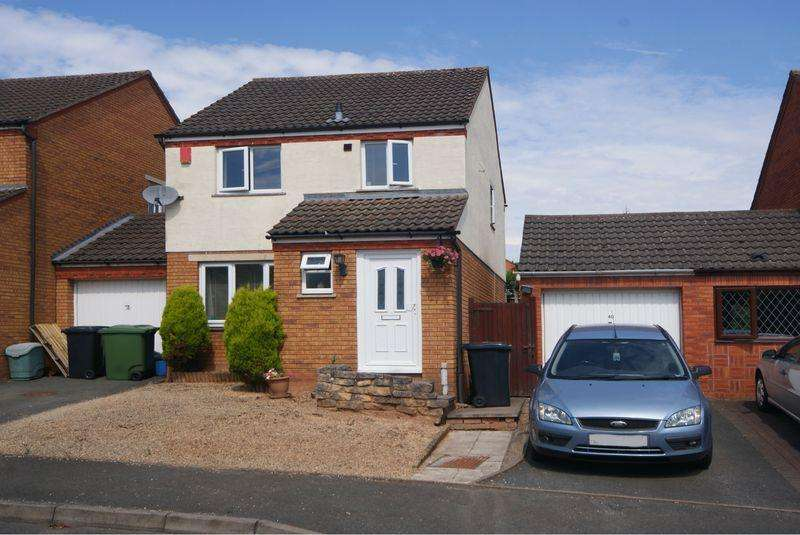 3 Bedrooms Detached House for sale in Westholme Road, Hereford