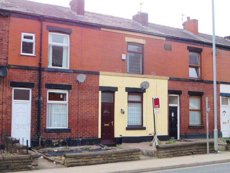2 Bedrooms Terraced House for sale in Ainsworth Road, Radcliffe, M26 4DF