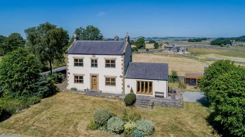 4 Bedrooms Detached House for sale in Foolow, Hope Valley