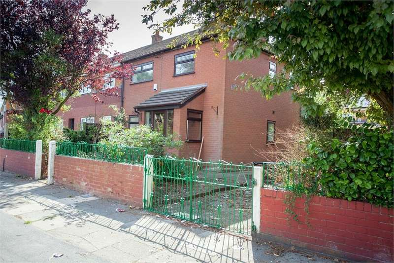 3 Bedrooms End Of Terrace House for sale in St Nicholas Drive, Netherton, LIVERPOOL, Merseyside
