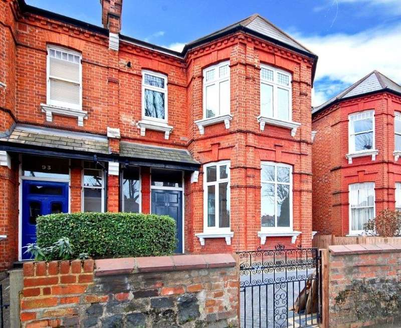 2 Bedrooms Ground Flat for sale in Anson Road, Cricklewood, London, NW2 4AB