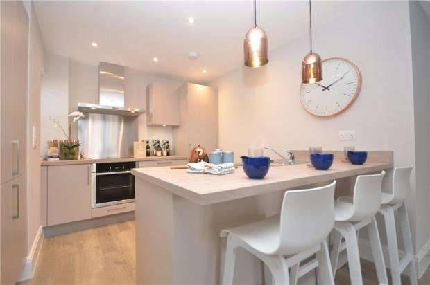 1 Bedroom Apartment Flat for sale in High Street, Sandhurst, Berkshire
