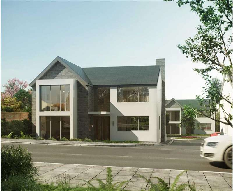 4 Bedrooms Detached House for sale in West Cross Avenue, Mumbles