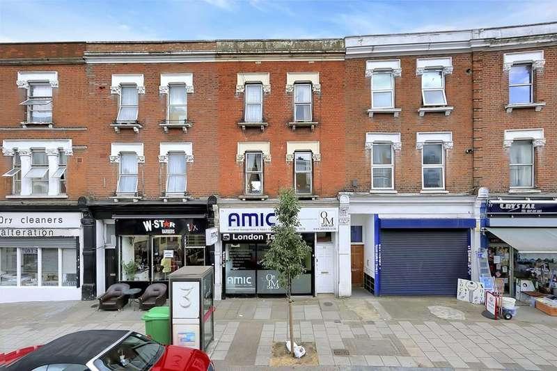 3 Bedrooms Flat for sale in Willesden Lane, Kilburn, London NW6