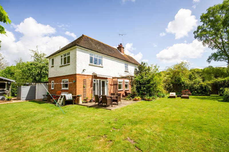 3 Bedrooms Detached House for sale in North Gorley, New Forest, Hampshire