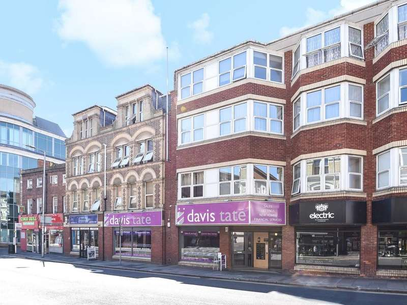 2 Bedrooms Apartment Flat for sale in Il-Libro Court, Kings Road, Reading, RG1