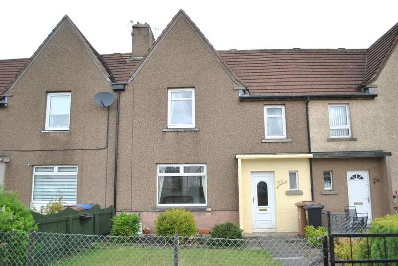 3 Bedrooms Terraced House for sale in 23 Meadowhead Crescent, Addiewell EH55