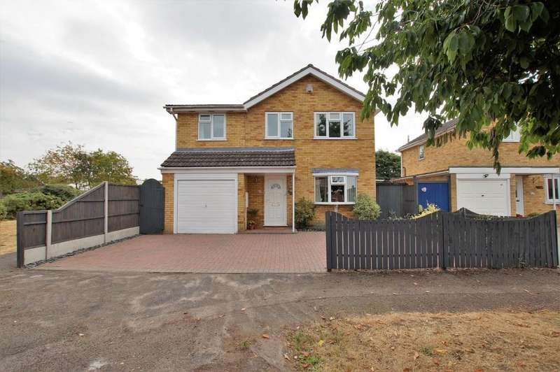 4 Bedrooms Detached House for sale in Strahane Close, Lincoln