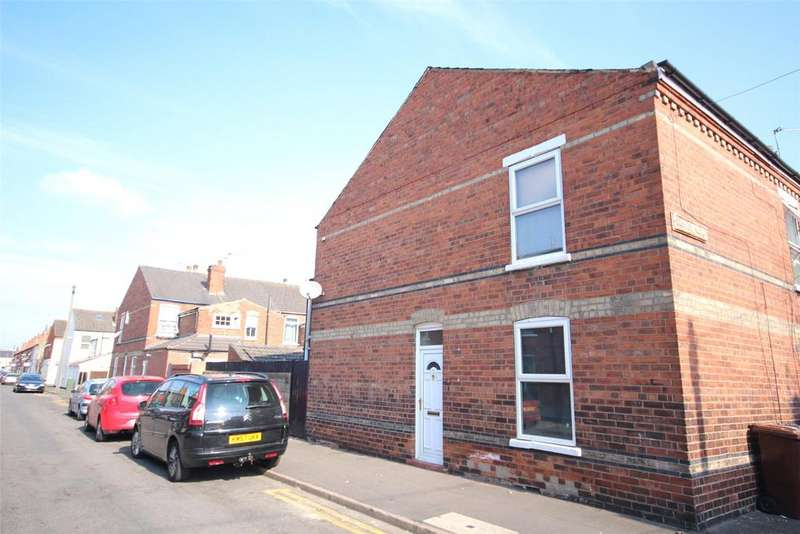 2 Bedrooms End Of Terrace House for sale in Thesiger Street, Lincoln, LN5