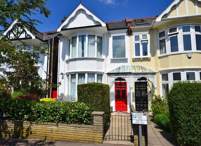 4 Bedrooms House for sale in Caddington Road, Cricklewood, London, NW2 1RS