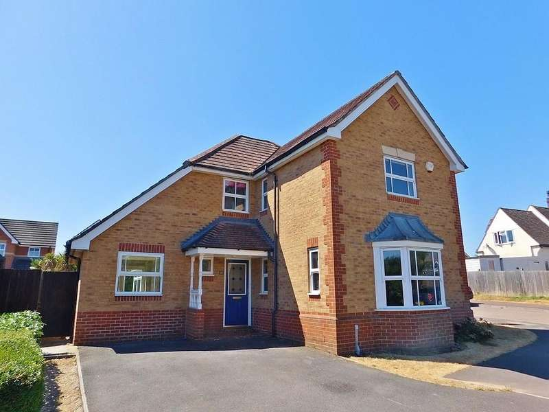 4 Bedrooms Detached House for sale in Purslane Gardens, Titchfield Park