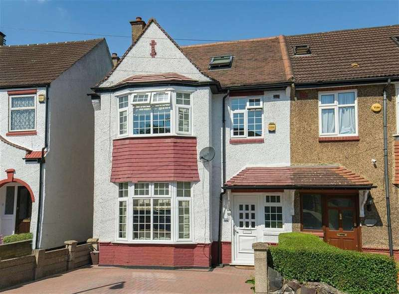 4 Bedrooms House for sale in Ridgeview Road, Whetstone, London