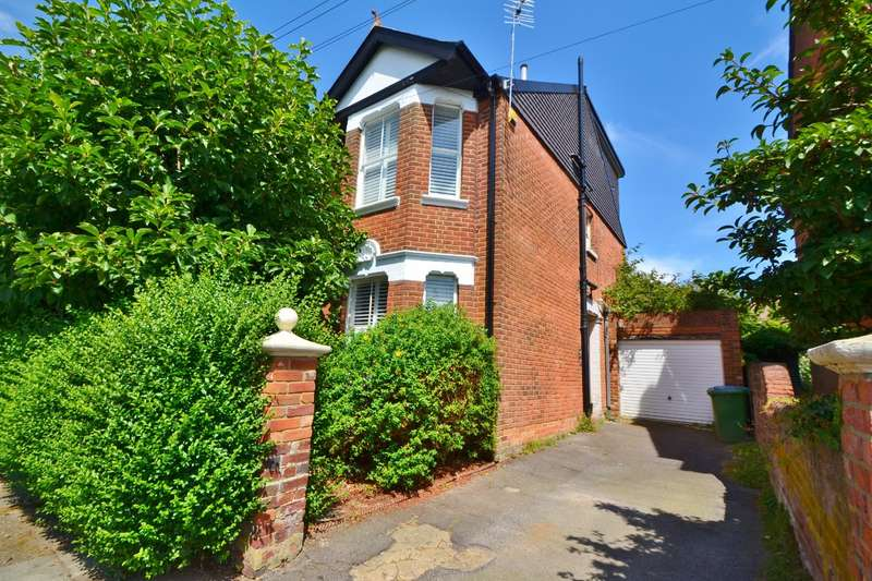 6 Bedrooms Semi Detached House for sale in Shirley