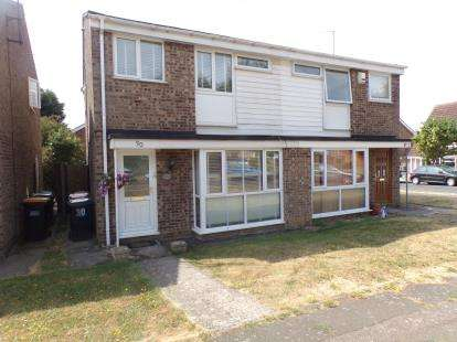 3 Bedrooms Semi Detached House for sale in Lincroft, Oakley, Bedford, Bedfordshire