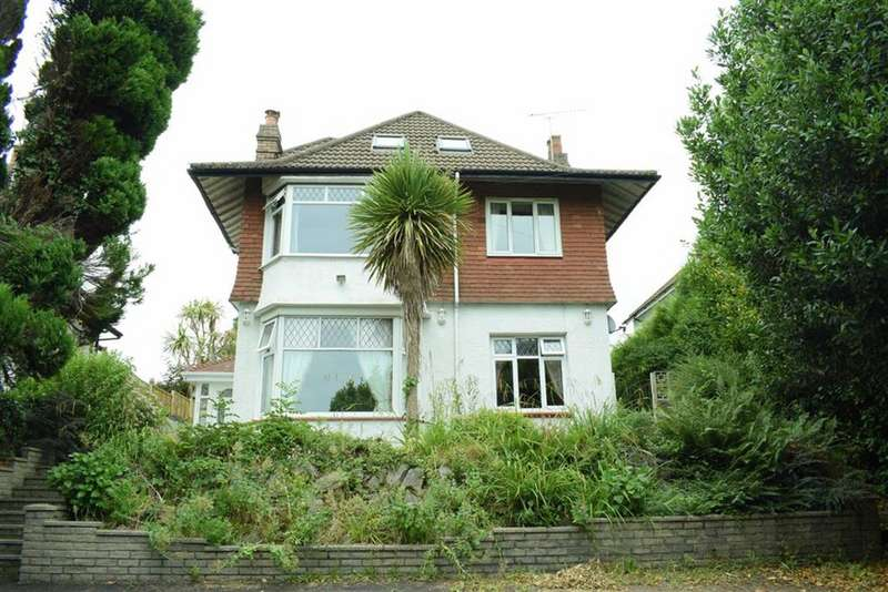 5 Bedrooms Detached House for sale in Gower Road, Sketty