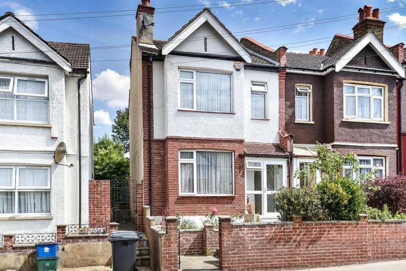 3 Bedrooms Semi Detached House for sale in Beauchamp Road, Crystal Palace