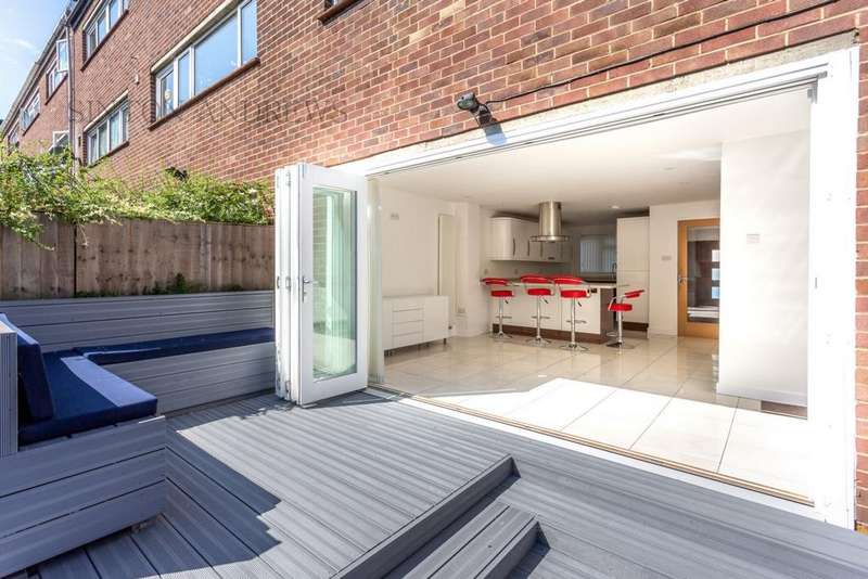 4 Bedrooms House for sale in Mount Pleasant Road, Ealing, W5