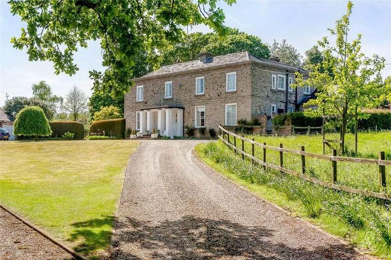8 Bedrooms Detached House for sale in Blacksmiths Road, Hasketon, Woodbridge, Suffolk
