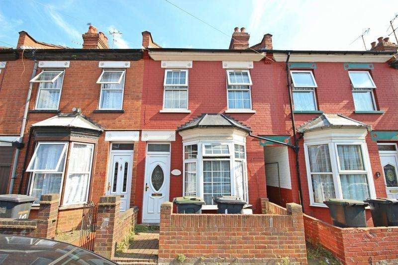 2 Bedrooms Terraced House for sale in Spencer Road, Luton