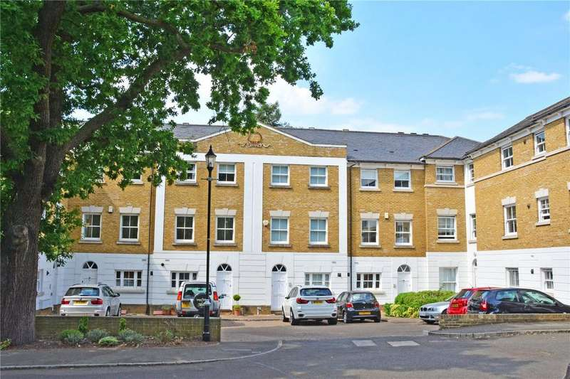 2 Bedrooms Flat for sale in Cedars Close, Belmont Hill, Lewisham, London, SE13