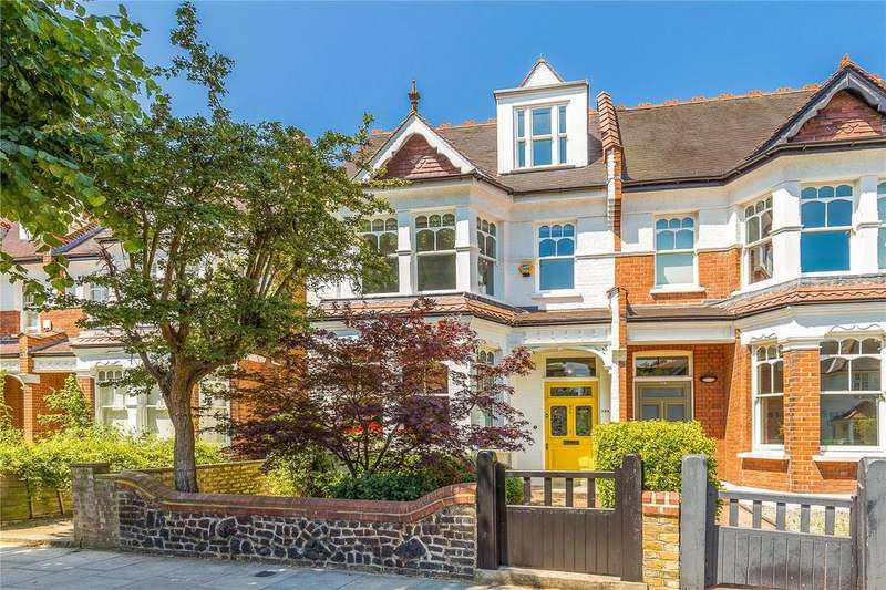 4 Bedrooms Semi Detached House for sale in Park Road, Grove Park, London, W4