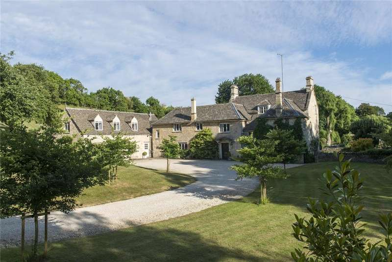 7 Bedrooms Unique Property for sale in Swinbrook, Burford, Oxfordshire, OX18