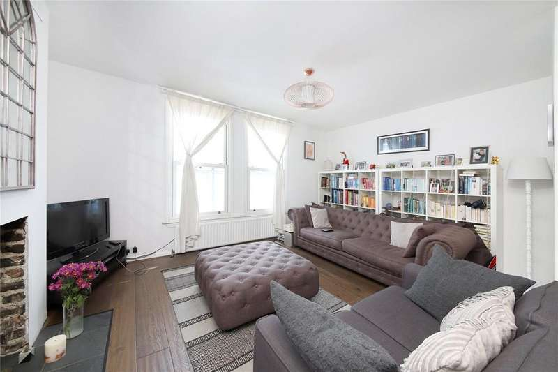 1 Bedroom Apartment Flat for sale in Connaught Mansions, Coldharbour Lane, SW9