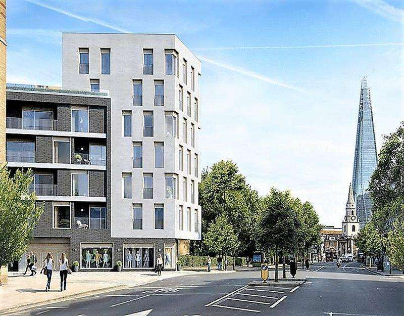 3 Bedrooms Apartment Flat for sale in Penthouse Nexus, Borough High Street