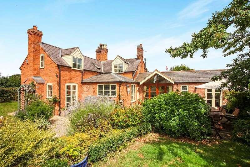 3 Bedrooms Semi Detached House for sale in Oldcastle Lane, Oldcastle, Malpas, SY14