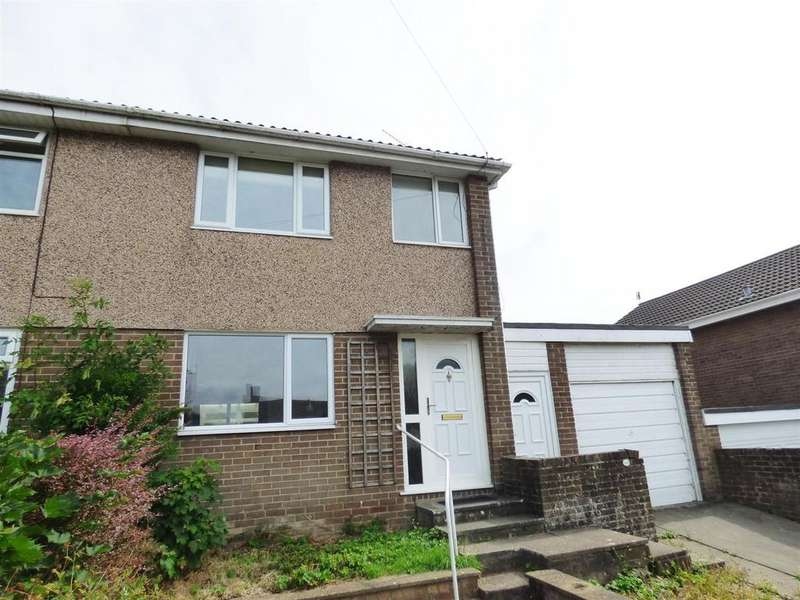 3 Bedrooms Semi Detached House for sale in Jackson Close, Lancaster