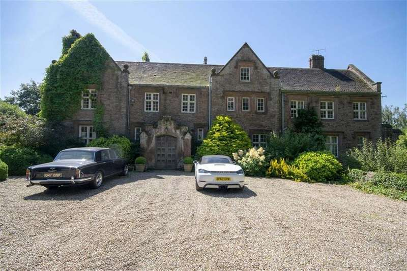 7 Bedrooms Detached House for sale in Cardeston, Shrewsbury