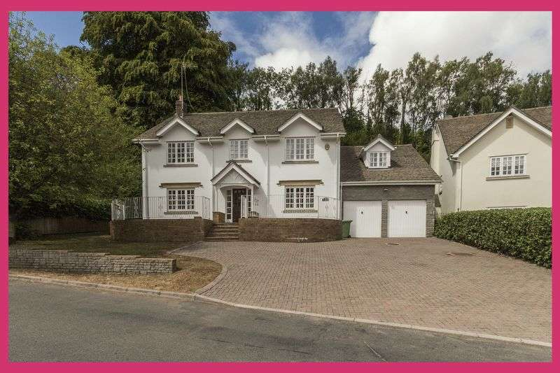 5 Bedrooms Property for sale in Draethen, Newport