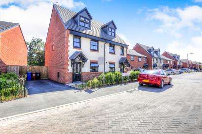 3 Bedrooms Semi Detached House for sale in Hawthorn Avenue, Hazel Grove, Stockport, Cheshire