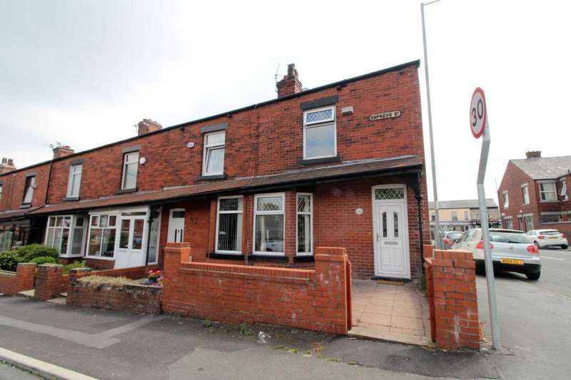 3 Bedrooms Terraced House for sale in Empress Street, Heaton.