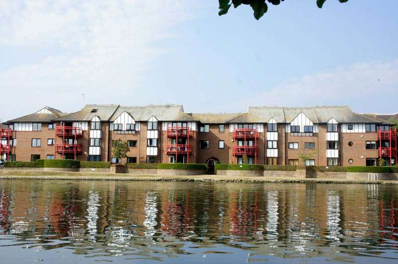 3 Bedrooms Apartment Flat for sale in Caversham Wharf, Waterman Place