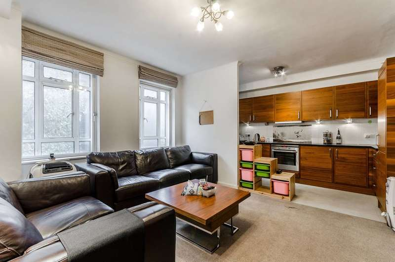 2 Bedrooms Flat for sale in Paramount Court, Bloomsbury, WC1E