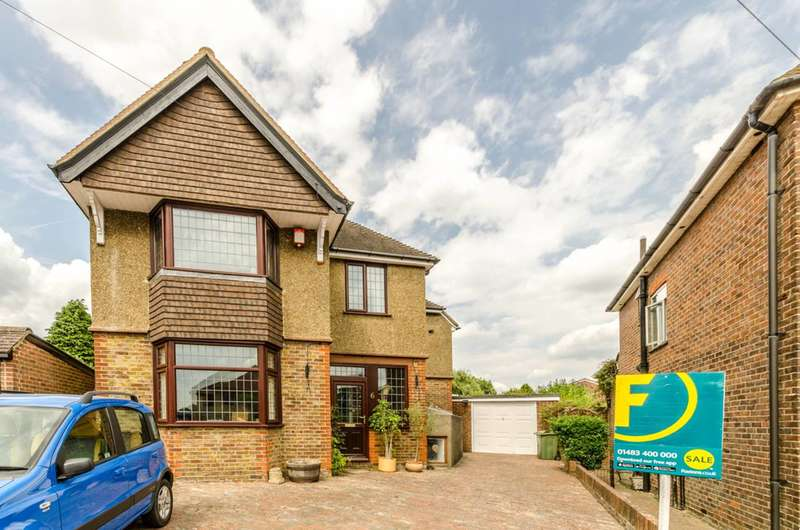 6 Bedrooms Detached House for sale in Manor Gardens, Guildford, GU2