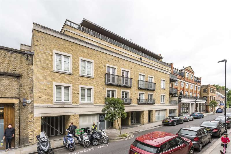 2 Bedrooms Flat for sale in Bromells Road, London, SW4