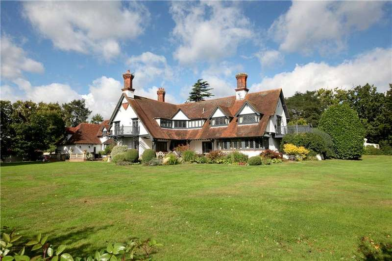 6 Bedrooms Detached House for sale in Denner Hill, Great Missenden, Buckinghamshire, HP16